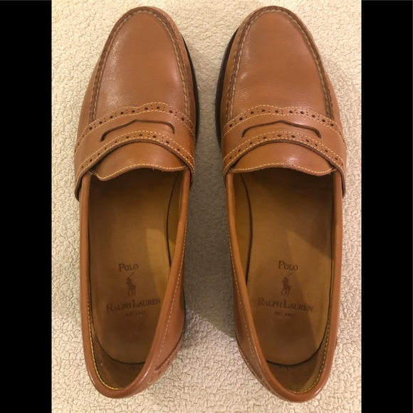 Polo Rl Penny Loafers Drivers
